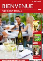 Weingüter im Elsass