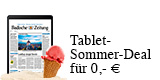 Tablet-Sommer Deal für 0,- €