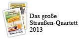 Das groe Strauen-Quartett 2013