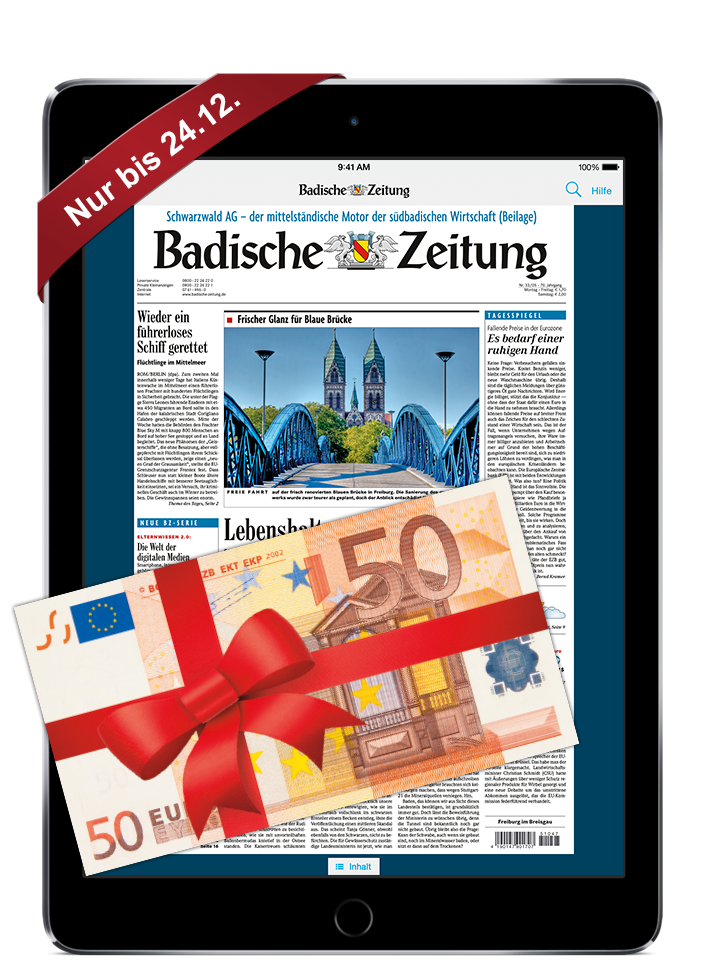 BZ Kombi-Abo - iPad 10,2″ (2019)