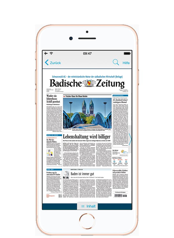 BZ Kombi-Abo - iPhone 8