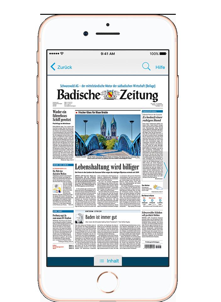 BZ Kombi-Abo - iPhone 8 Plus