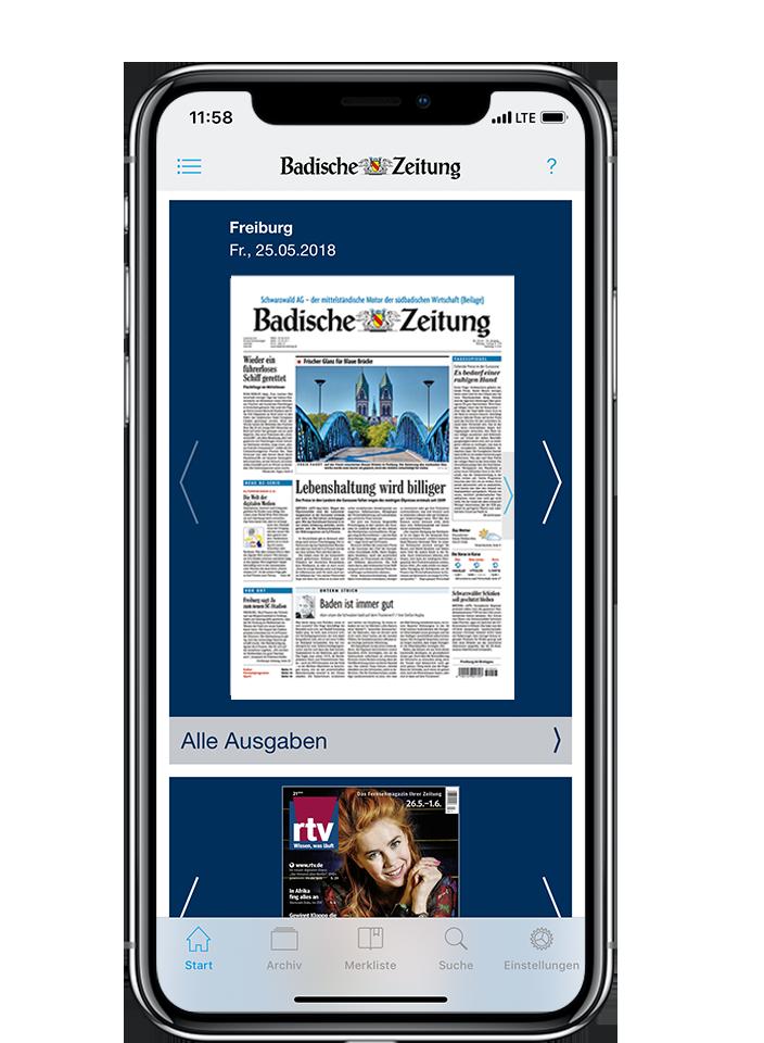 BZ Kombi-Abo - iPhone XR