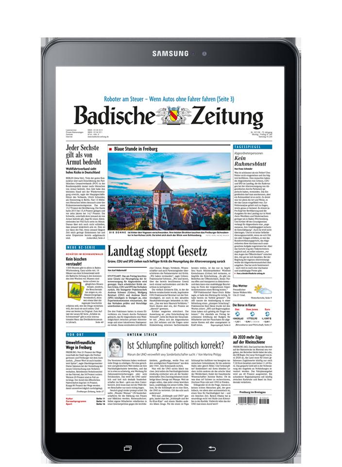 BZ Kombi-Abo - Samsung Galaxy Tab A 10.1