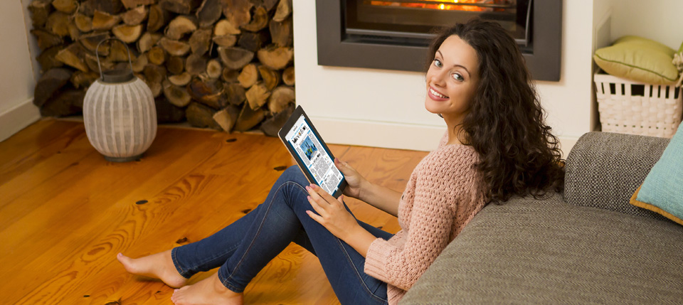 abo service abonnement badische. Black Bedroom Furniture Sets. Home Design Ideas